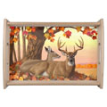 whitetail deer man cave gifts