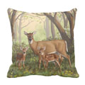 whitetail deer home decor